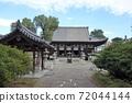 Main Hall of Kakurinji Temple in Hyogo Prefecture 72044144