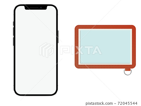 智能手機和通行證 72045544