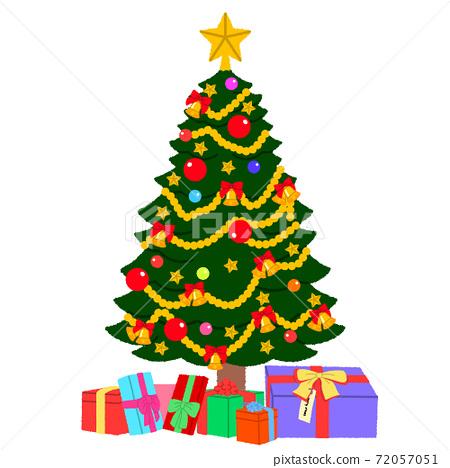 禮物聖誕樹 72057051