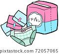 套衛生巾和短褲 72057065