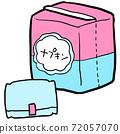 衛生巾的形象 72057070