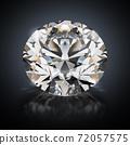 diamond on a black background 72057575