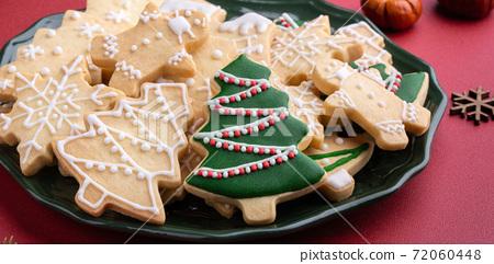 聖誕節 餅乾 口罩 Christmas gingerbread cookie ジンジャークッキー 72060448
