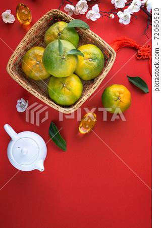 橘子 過年 農曆新年 Tangerine Chinese lunar new year 蜜柑みかん 72060520