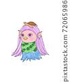 Amabier的頭上有一隻海龜 72065986