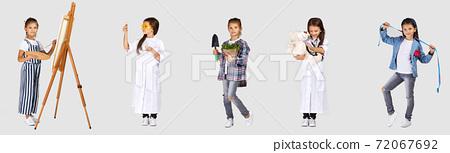 children dream of the future 72067692