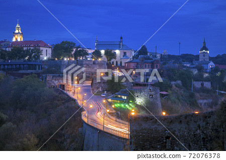 Kamianets-Podilskyi Castle 72076378
