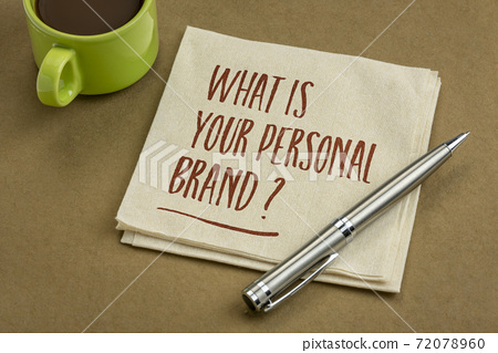 What is your personal brand  question 72078960