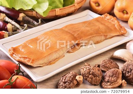 Freshly smoked shark 72079954