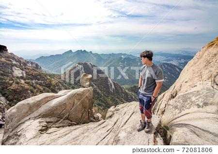 首爾北漢山 72081806