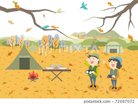 在情侶營觀鳥 72087072
