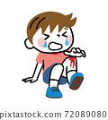 아이의 상처 보험 72089080
