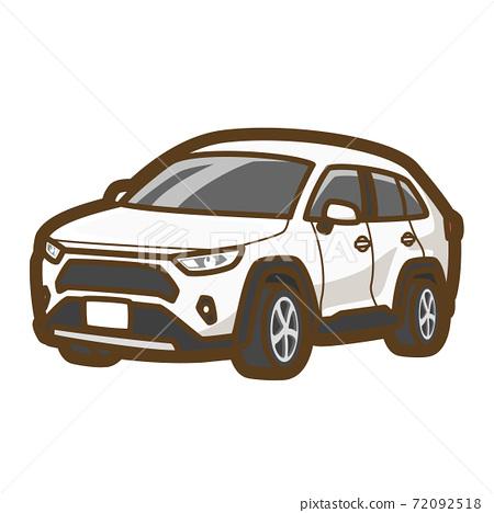 汽車(SUV) 72092518
