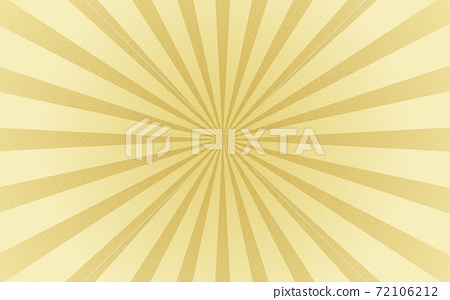 Japanese style background texture Japanese paper gold leaf golden gold sun rays sun background material 72106212