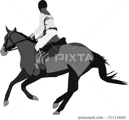 馬 72113666
