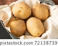 Toya, a popular variety of potatoes from Hokkaido 1 72138739