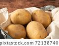 Toya, a popular variety of potatoes from Hokkaido 2 72138740