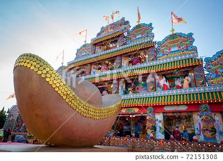 埔里 建醮 做醮 作醮 南投 台灣 宗教信仰 Taiwan Nantou Puli 72151308
