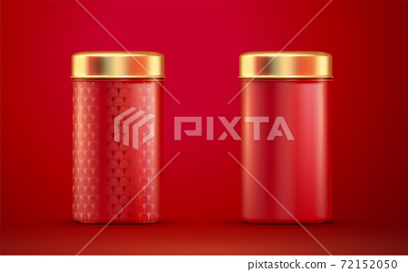 red round tins 72152050