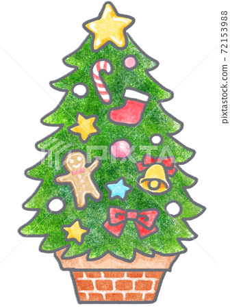 Christmas tree 72153988
