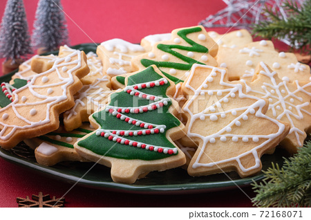 聖誕節 餅乾 口罩 Christmas gingerbread cookie ジンジャークッキー 72168071