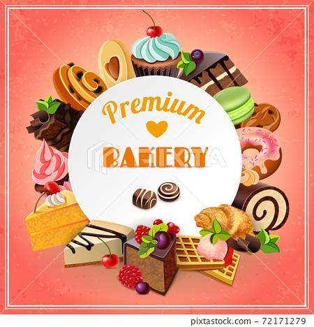 Bakery Promo Poster 72171279