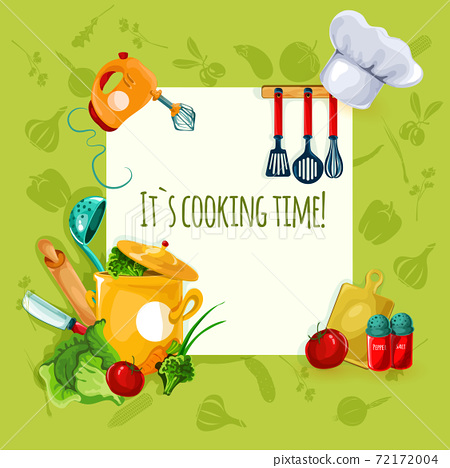 Cooking Utensil Background 72172004