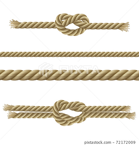 Ropes Decorative Set 72172009