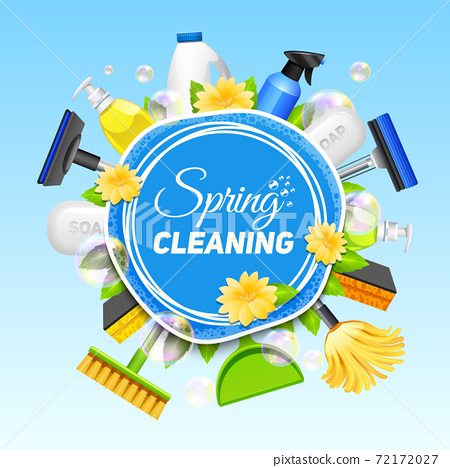 Cleaning Service Poster 72172027