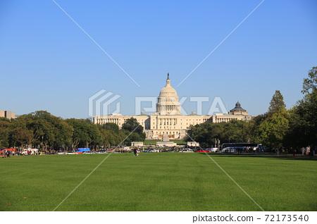 washington capitol hall in daytime 72173540