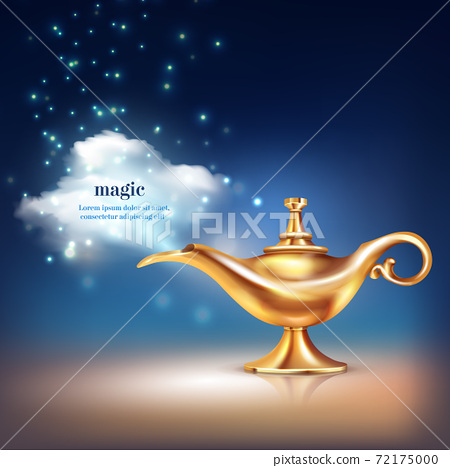 Magic Vessel Vapour Composition 72175000