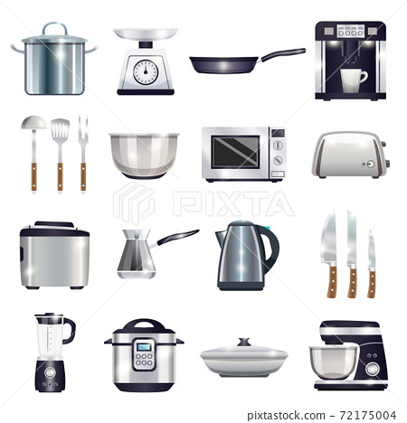 Kitchen Accessories Set 72175004