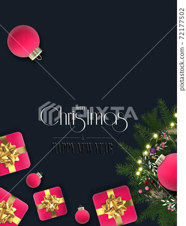 uxury holiday abstract design 72177502