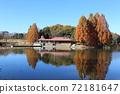 모험의 호수와 카누의 집 72181647