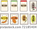 穀物(粉) 72185404
