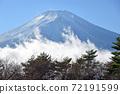 Mount Fuji 72191599