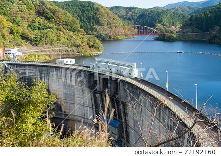 [미에현] 青蓮寺 호수 댐 72192160