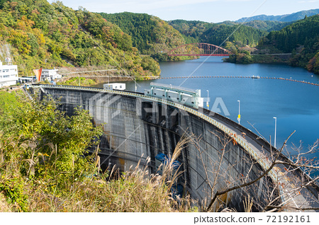 [미에현] 青蓮寺 호수 댐 72192161