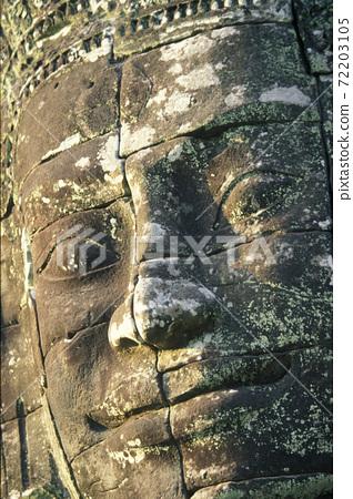 CAMBODIA SIEM REAP ANGKOR THOM BAYON TEMPLE 72203105