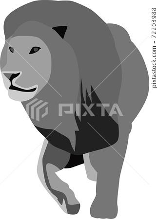 獅子 72203988