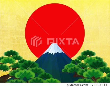媽祖和富士 72204811