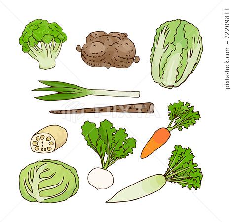 冬季蔬菜套 72209811