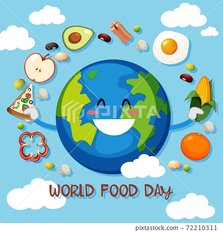 World food day banner 72210311