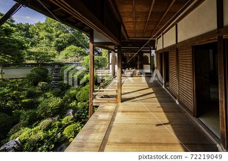 奈良縣天理市Chodake Temple前地藏院花園 72219049