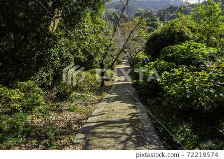 長岳寺 대문에서 소경 나라현 천리시 72219574