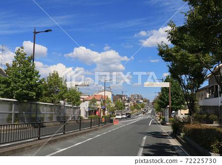 Nishinomiya City Otanicho and Yamate Kansen 72225730