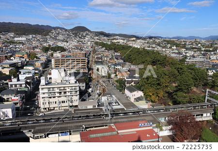 니시 노미야시 슈쿠가와 역 북쪽 72225735