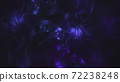 Abstract computer generated fractal background 72238248