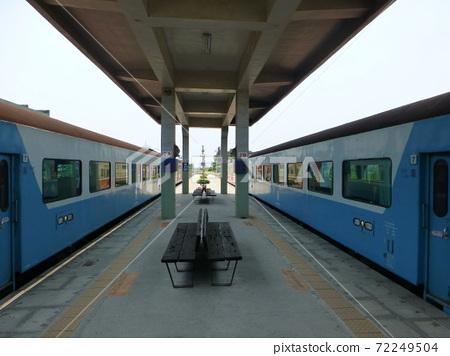 Taitan Higashi-06.03.2013:Ryokushiba火車頭綁架重建編號區區區區區車 72249504