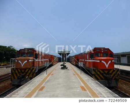 Taitan Higashi-06.03.2013:Ryokushiba火車頭綁架重建編號區區區區區車 72249509